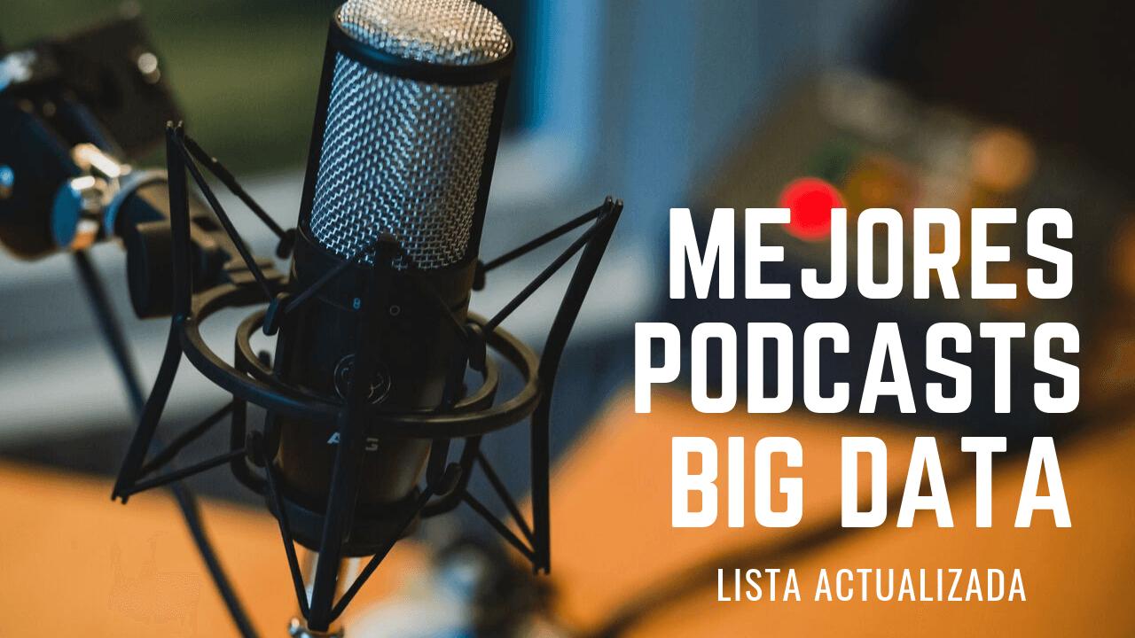 mejores podcasts de big data