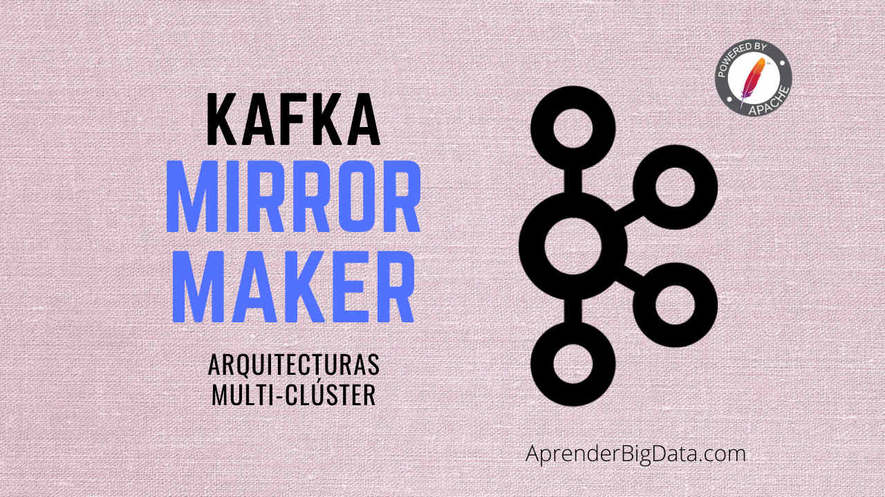 Kafka MirrorMaker y Arquitecturas Multi-clúster