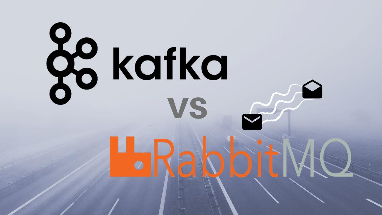 Kafka vs RabbitMQ: Bróker de mensajería