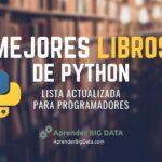 Mejores Libros de Python para Programadores