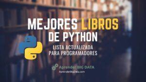 Mejores libros de Python