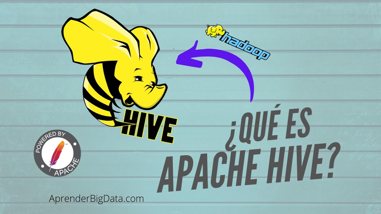 Qué es Apache Hive Hadoop