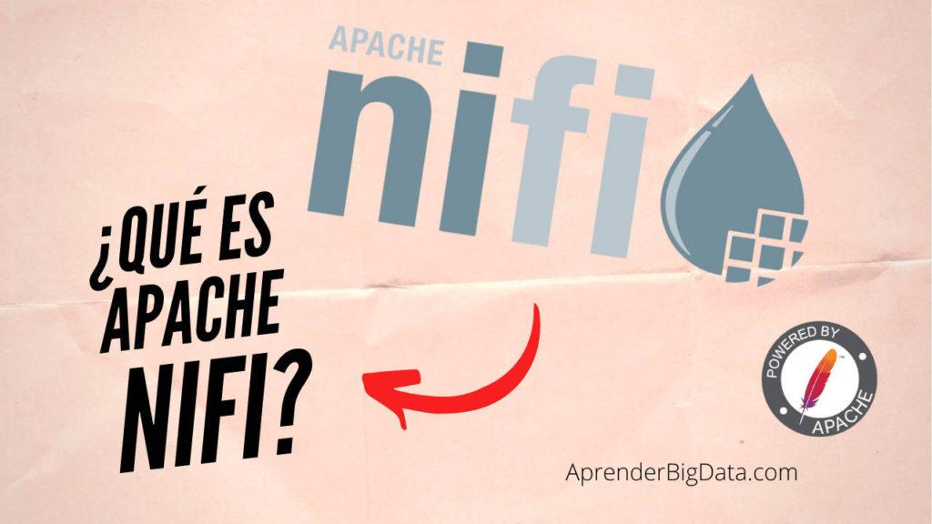 Qué es Apache NiFi