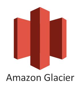 Amazon S3 Glacier logo