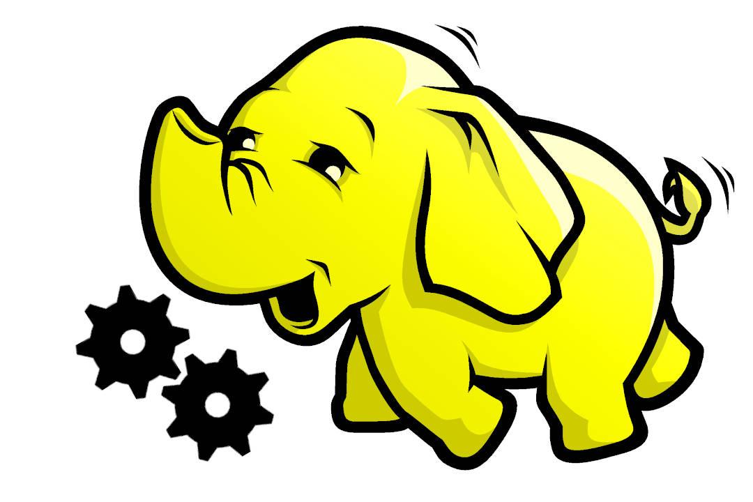 Elefante Hadoop Aprender Big Data