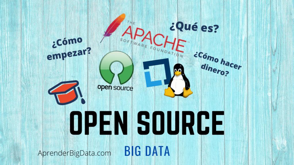 Open Source: Contribuir y hacer dinero