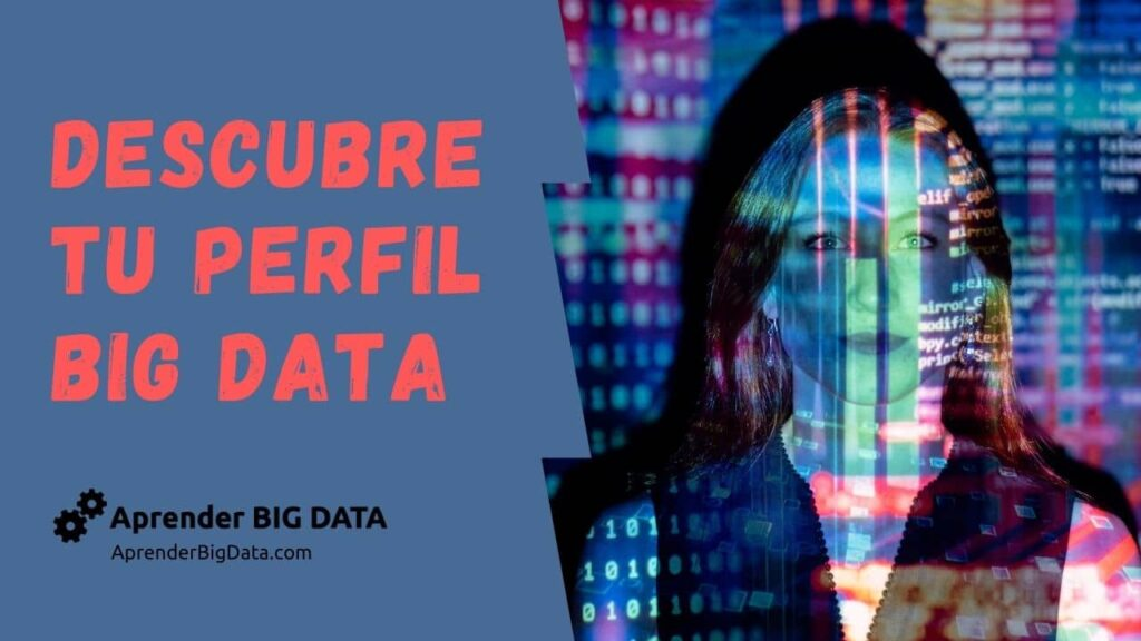 Descubre tu perfil Big Data