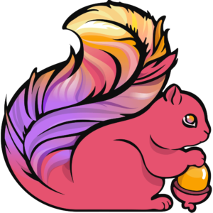 Apache Flink Logo - Stream processing