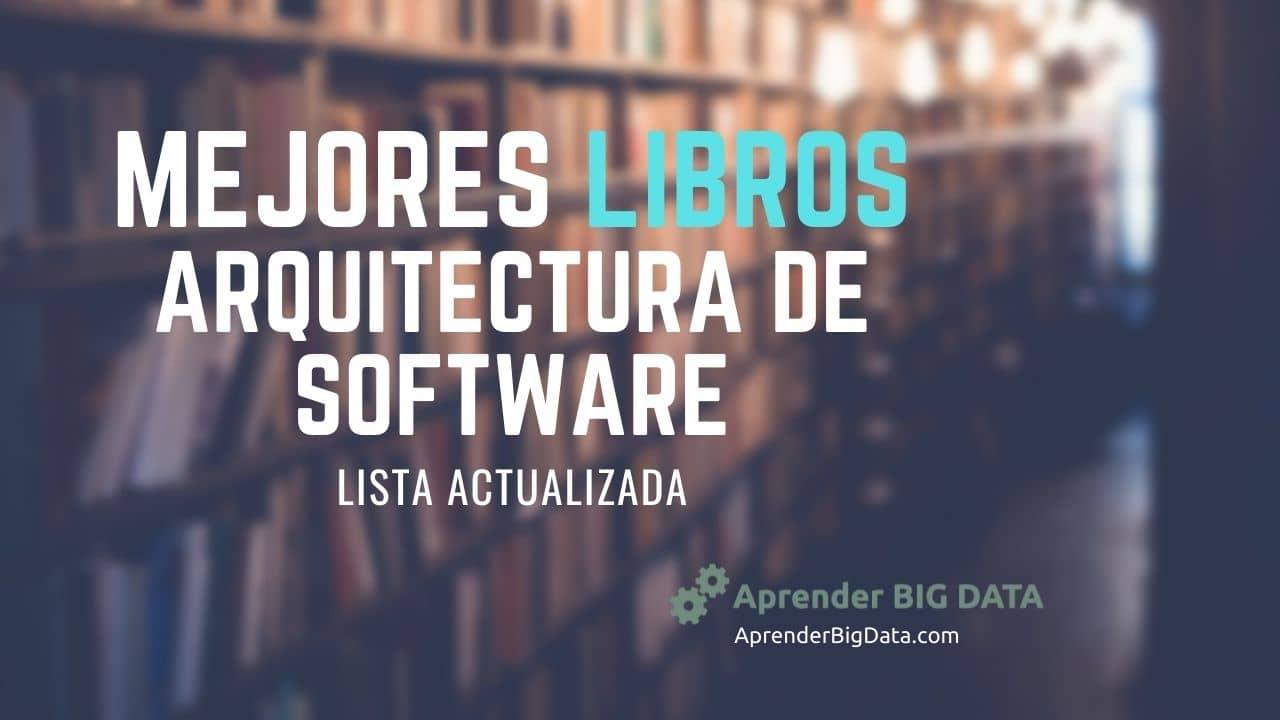 Mejores Libros de Arquitectura de Software