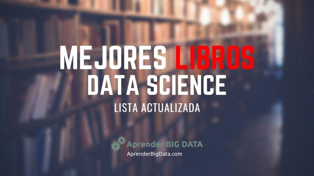 Mejores Libros Data Science