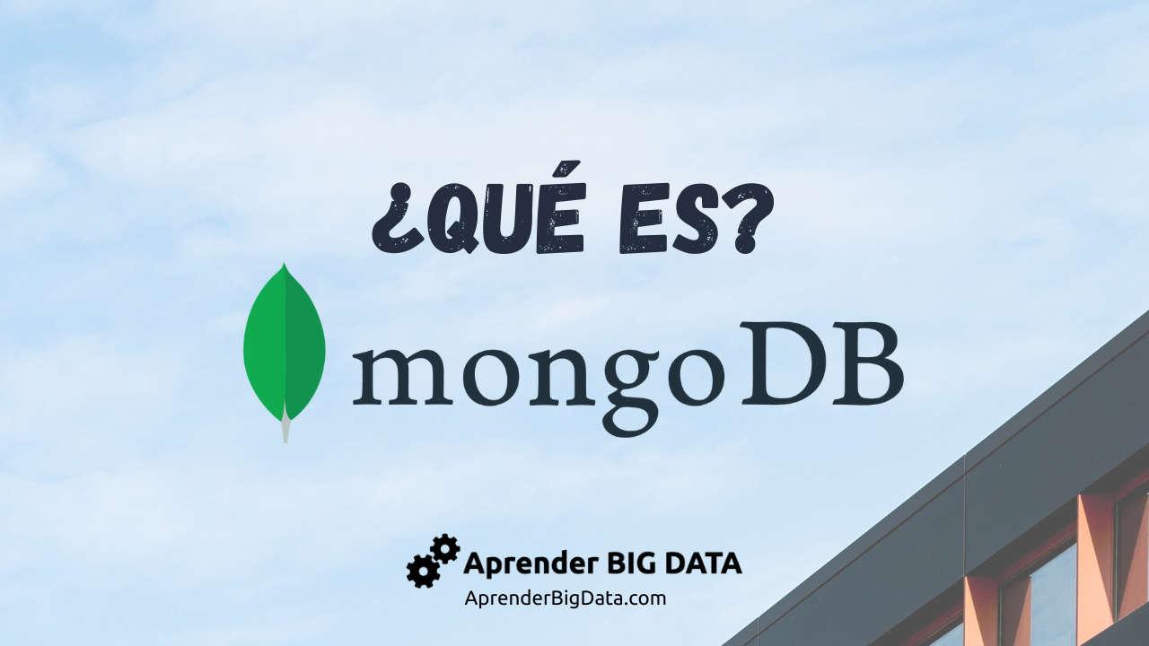 Introducción a MongoDB: Documentos y NoSQL