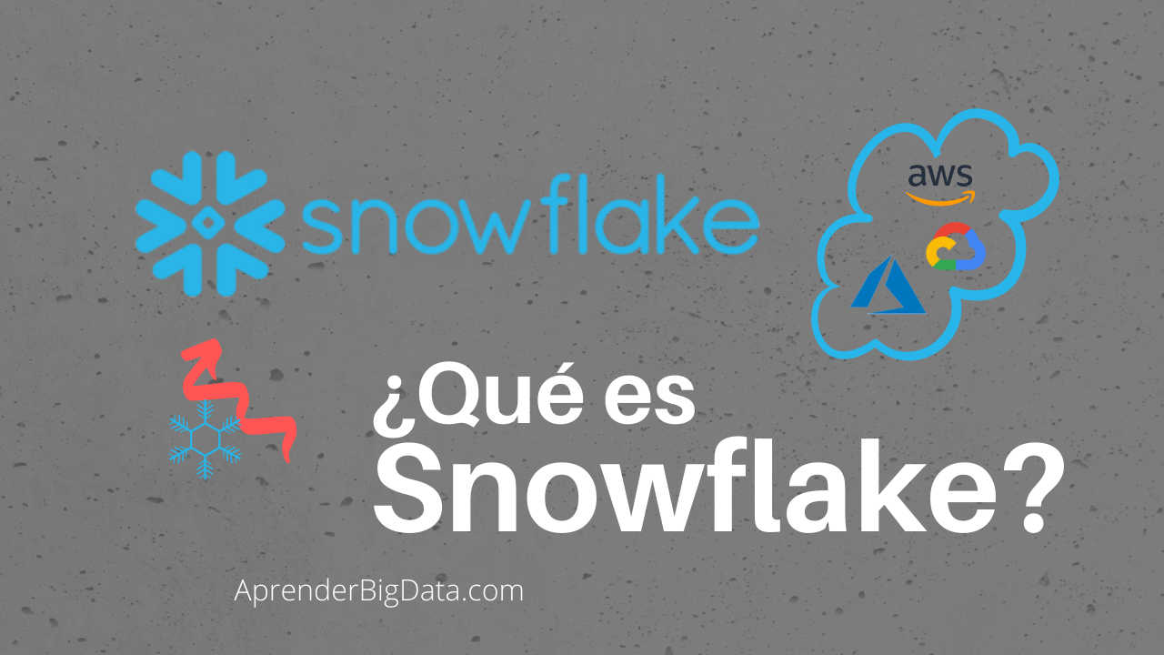 qué es Snowflake: Introducción