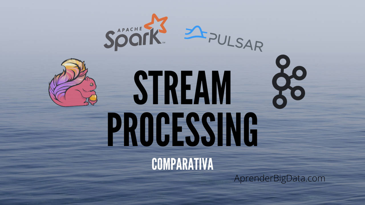Stream processing – Tecnologías y comparativa